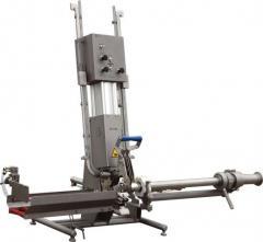 Клипсатор КН-23М пневматический двухклипный