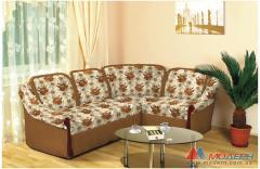 """Мягкая мебель - угловой диван """"Ритм"""""""