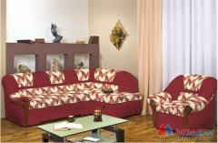 Мягкая мебель - угловой диван Мираж