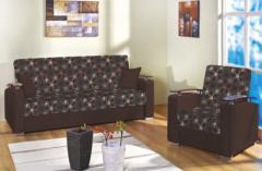 Upholstered furniture. Set of
