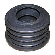 Rubber mixes, crude rubbers