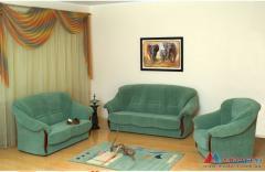 "Set of upholstered furniture ""Jasmine"