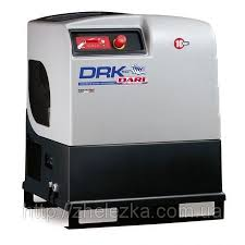 The compressor is rotor, (380V), Dari DRK SD 1010