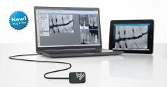 Radioviziograf of digital VistaRay with the Sensor
