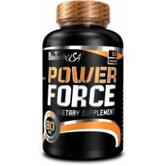 Энергетик Power Force 60 капс (BioTech USA)