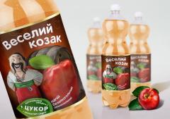 Drink analog of cider Cheerful Kozak