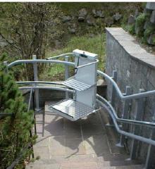 Лифт для инвалидов колясочников