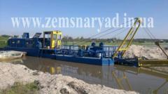 NSS 6000/60-K-GR dredge,  NSS 6000/60-K-F...