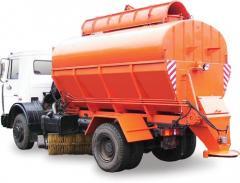 Road machine combined MDKZ-11