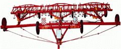 Cultivator of KPS 4 of