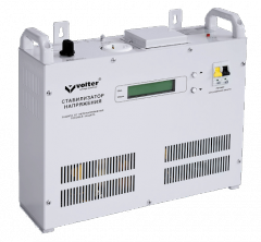 Single-phase power conditioners Volter
