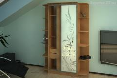 To buy sliding wardrobes in Donetsk. PHOTO of a