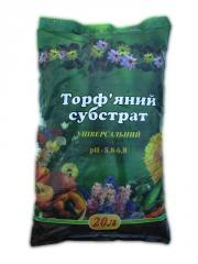 Peat substrate of 20 liters, Substrate, Ukraine,