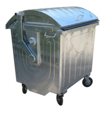 Tanks for collecting garbage