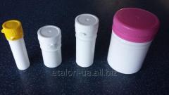 Контейнеры для упаковки сыпучих медицинских