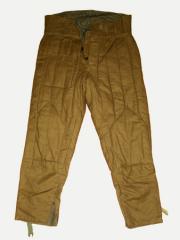 Ватные брюки спецодежда