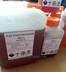 Бакелитовый лак ЛБС-1 ГОСТ 901-78