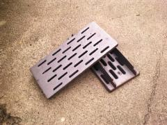 Grid-irons for furnaces, coppers of any kinds