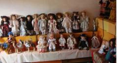 Куклы сувенирные ручной работы