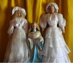 Куклы подарочные ручной работы