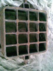 Kompletteringsdelar för gruvindustri