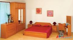 """Furniture set for a bedroom """"Sabrina"""