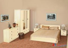 """Мебель для спальной комнаты """"Милена""""."""