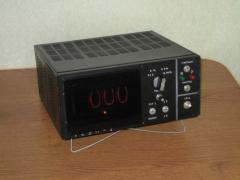 Equipment for measurement of specific electric