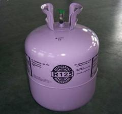 Fire extinguishing substance HFC-125