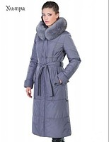 Female winter Nui Very coats (New Veri) Ultra