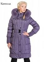 Female winter Nui Very coats (New Veri) Camilla