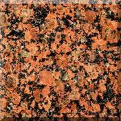 Tile granite Emelyanovka