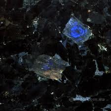 Tile granite of Labradorite