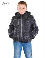 Children's demi-season, spring jacket Denis