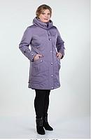 Женская демисезонная, весенняя куртка, полупальто