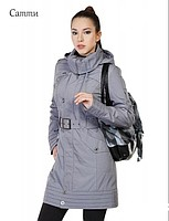 Women's demi-season, spring Nui Very raincoat