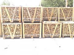 Firewood export, Firewood export firewood, chipped