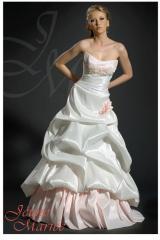 Wedding Jeune Mariee dress