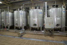 The equipment capacitor of stainless steel for