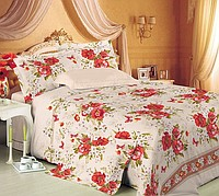 Bed linen fabric percale, 100% cotton