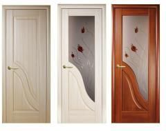 Двери Амата Высота: 2000 мм Ширина: 600, 700,