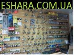 I sell fishing tackles!!!