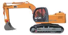 Caterpillar ET-14 excavator