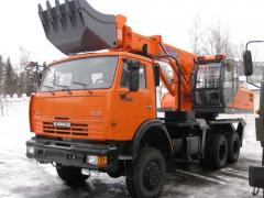 TEP-18 excavator scheduler