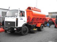 Road machine combined MDKZ-10/02