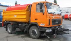 Аварийно-ремонтная машина АСАМ на шасси КАМАЗ