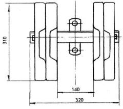 Балласт БЛ-100-1