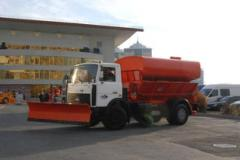 Road machine combined MDKZ-10/03