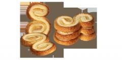 Cookies puff BOM-BIC of Esk