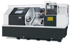 GOODWAY lathe of fashions. GA-3300 with ChPU FANUC 0-iTD